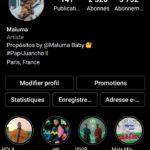 Compte fan Maluma