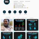 Compte Instagram niché + communauté internationale à Vendre