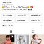 Je mets en vente mon compte instagram