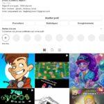 Compte Instagram brawl stars