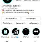 compte instagram international