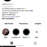 Compte Instagram 3k