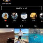 Compte Insta sur la mode 1,3 millions  abonné français