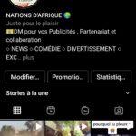 Compte Instagram à vendre 82,7k abonné