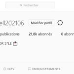Instagram 22,000 abonnés