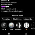 Vente compte instagram