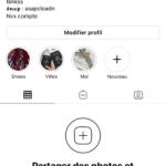 Compte Instagram autre avec 11k d'abonnés