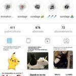 Compte Instagram 150k