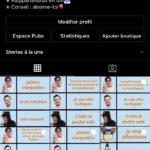 Compte insta sur l'humour avec 29,4k d'abonnés français