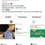 Compte Instagram citations 268k