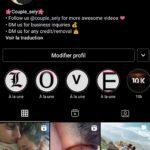 Un compte Instagram 16.7 a vendre