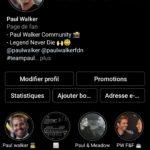 Compte insta 27k abonnés français